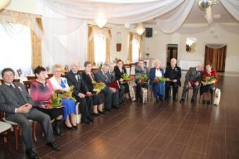 Galeria Jubileusz Pożycia Małżeńskiego w Rozprzy
