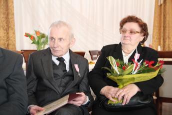 Galeria Jubileusz Pożycia Małżeńskiego w Rozprzy 27 lutego 2014
