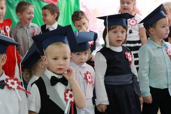 Galeria ślubowanie przedszkolaków - Niechcice