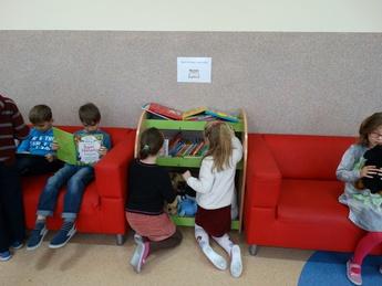 Galeria Kącik Małego Czytelnika