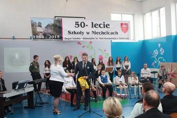 Galeria 50-lecie szkoły w Niechcicach