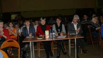 Galeria VII Powiatowy Konkurs Piosenki Angielskiej w Moszczenicy