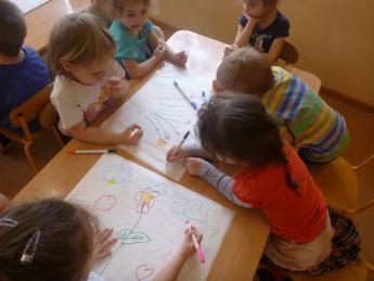 Galeria Marzycielska Poczta w Przedszkolu w Rozprzy