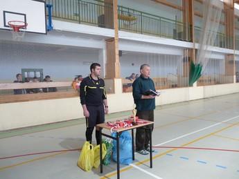 Galeria XI Gminny Mikołajkowy Turniej Piłkarski