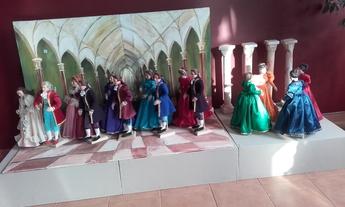 Galeria Świąteczne spotkanie w muzeum