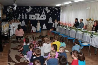 Galeria Wigilia w przedszkolu w Niechcicach