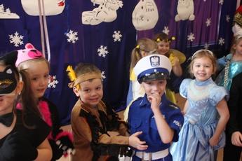 Galeria Bal karnawałowy - przedszkole w Rozprzy