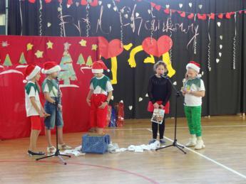 Galeria Bal choinkowy w Szkole Podstawowej w Milejowie