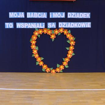 Galeria Dzień babci i dziadka w Mierzynie