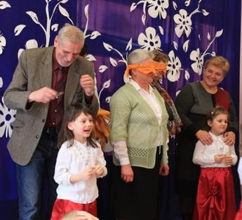Galeria Dzień babci i dziadka w przedszkolu w Rozprzy