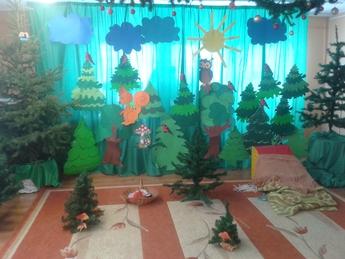 Galeria W zaczarowanym lesie czerwonego kapturka