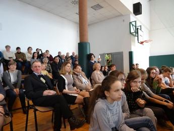 Galeria Dzień babci i dziadka Straszów 2016