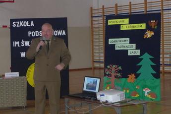 Galeria Spotkanie z leśnikiem Mierzyn 2016