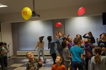 Galeria I tydzień ferii w GCK - taniec