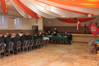 Galeria Zjazd ZOG ZOSP OS RP w Rozprzy