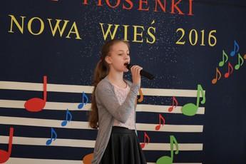 Galeria Gminny Festiwal Piosenki w Nowej Wsi 2016