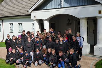 Galeria Biwak harcerski w Siedlcu
