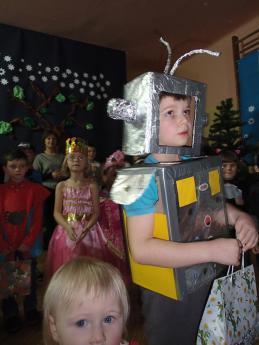 Galeria Bal karnawałowy w Szkole Podstawowej w Nowej Wsi