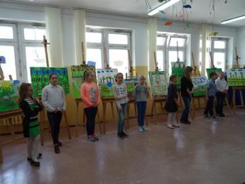 Galeria Tydzień ekologiczny w Straszowie 2016