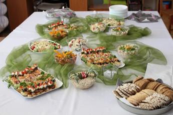 Galeria zdrowe żywienie - projekt Niechcice