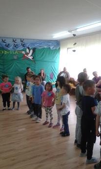 Galeria dzień niezapominajki przedszkole Niechcice 2016