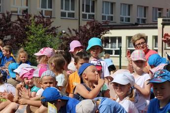 Galeria XVII spartakiada przedszkolaków