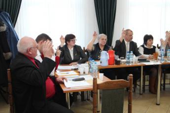 Galeria XXIX Sesja Rady Gminy Rozprza