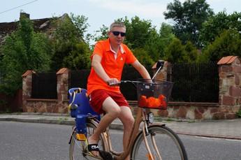 Galeria rajd rowerowy odjazdowy bibliotekarz 2016