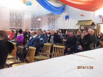 Galeria Walne Zebranie Ochotniczej Straży Pożarnej z Mierzyna