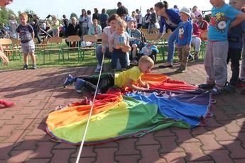 Galeria Piknik w przedszkolu w Rozprzy 2016