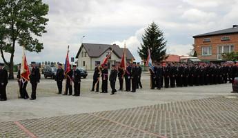 Galeria 110-lecie straży w Longinówce