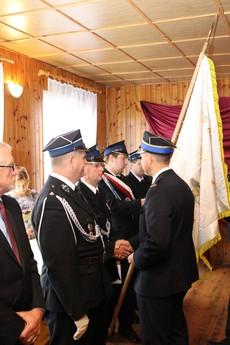 Galeria 110-lecie straży w Milejowcu