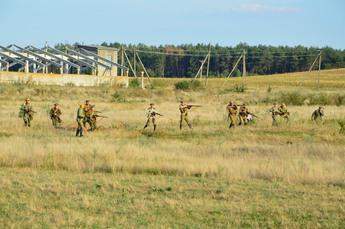 Galeria 100-lecie bitwy pod Kostuchniówką