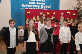 Galeria Spotkanie wigilijne w Mierzynie
