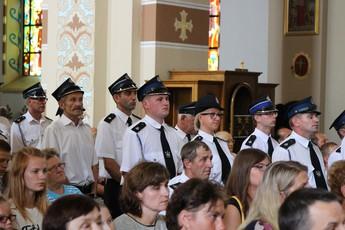 Galeria 110-lecie straży w Rozprzy