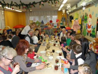 Galeria Dzień Babci i Dziadka w Przedszkolu w Niechcicach