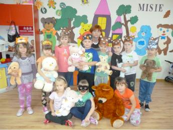 Galeria Dzień Pluszowego Misia w przedszkolu w Niechcicach