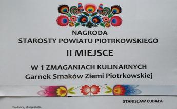Galeria Dożynki Powiatowe Wolbórz 2016