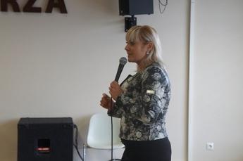 Galeria Spotkanie z Moniką Sawicką