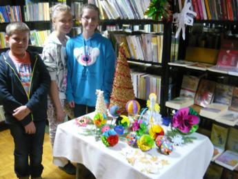 Galeria Mikołajkowe warsztaty plastyczne w Niechcicach