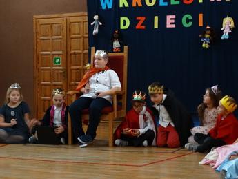 Galeria Ogólnopolski Dzień Praw Dziecka SP Rozprza 2016