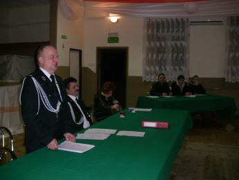 Galeria Walne Zebranie OSP w Ignacowie