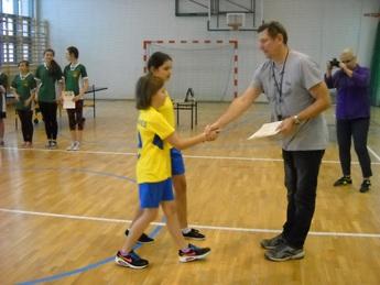 Galeria Komunikat z Mistrzostw Szkół Podstawowych Gminy Rozprza w Drużynowym Tenisie Stołowym Dziewcząt i Chłopców