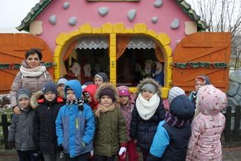 Galeria Kraina Św. Mikołaja przedswzkole w Rozprzy