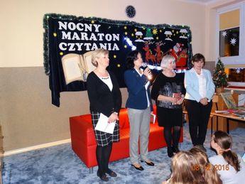 Galeria Nocny Maraton Czytania