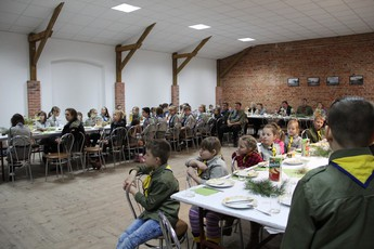 Galeria Wigilia ZHP Rozprza 2016