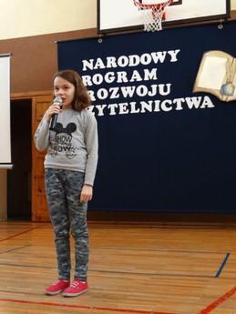 Galeria Narodowy Program Rozwoju Czytelnictwa w Szkole Podstawowej w Rozprzy