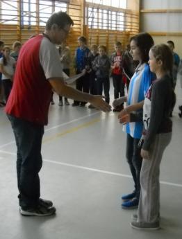 Galeria Komunikat z Mistrzostw Gminy Rozprza w Mini Piłkę Ręczną Dziewcząt i Chłopców