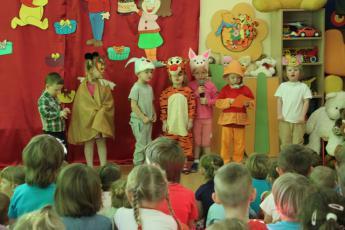 Galeria Urodziny Pluszowego Misia w przedszkolu w Rozprzy