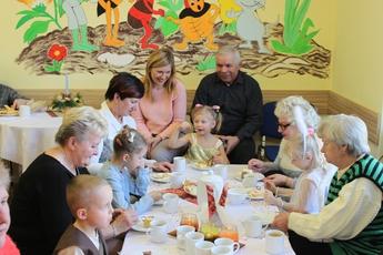 Galeria Jasełka i dzień babci i dziadka w przedszkolu w Rozprzy